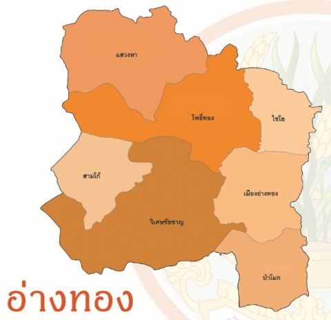 Map-Angthong